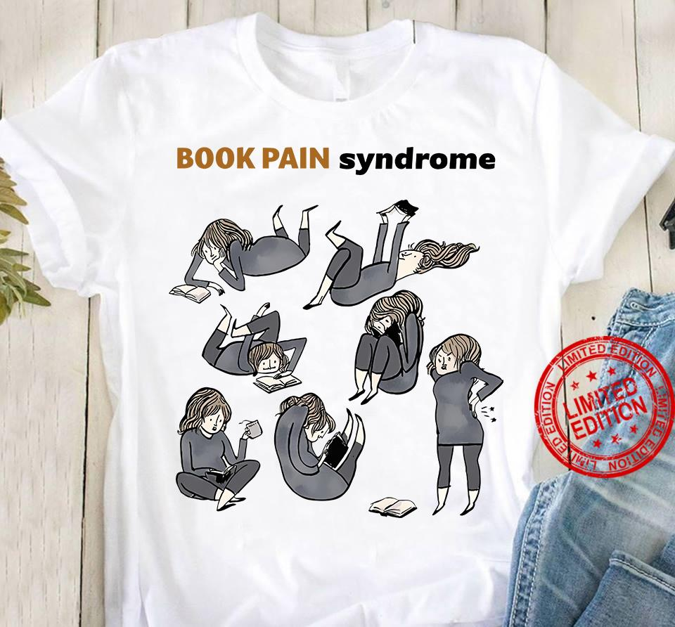 Book Pain Syndrome Shirt
