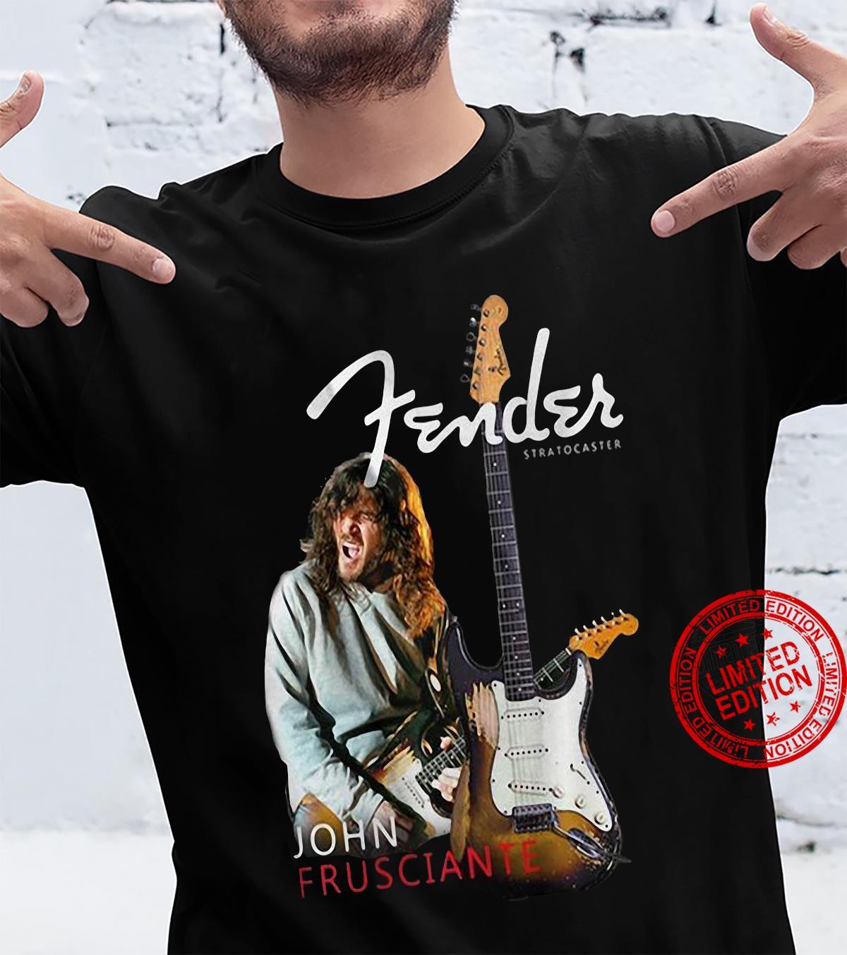 Fender John Frusciante Shirt