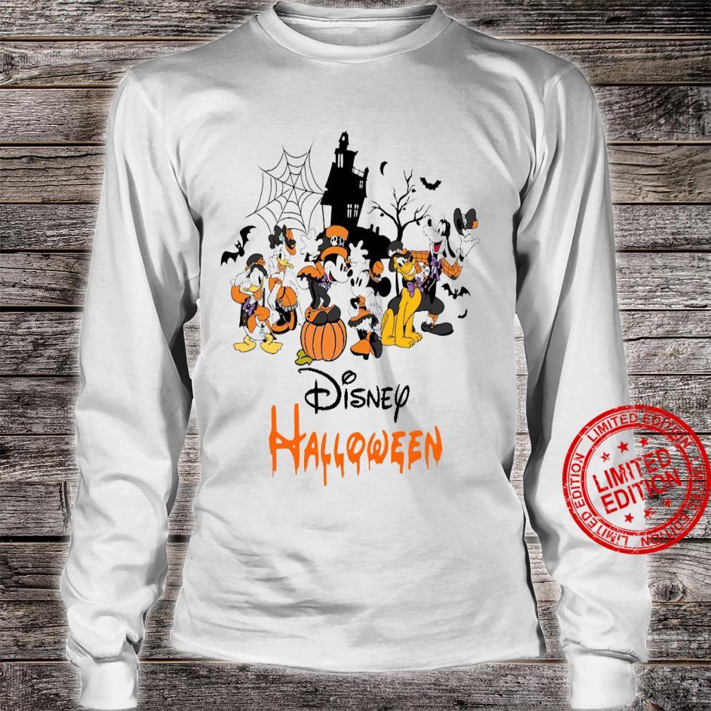 Halloween Shirt long sleeved