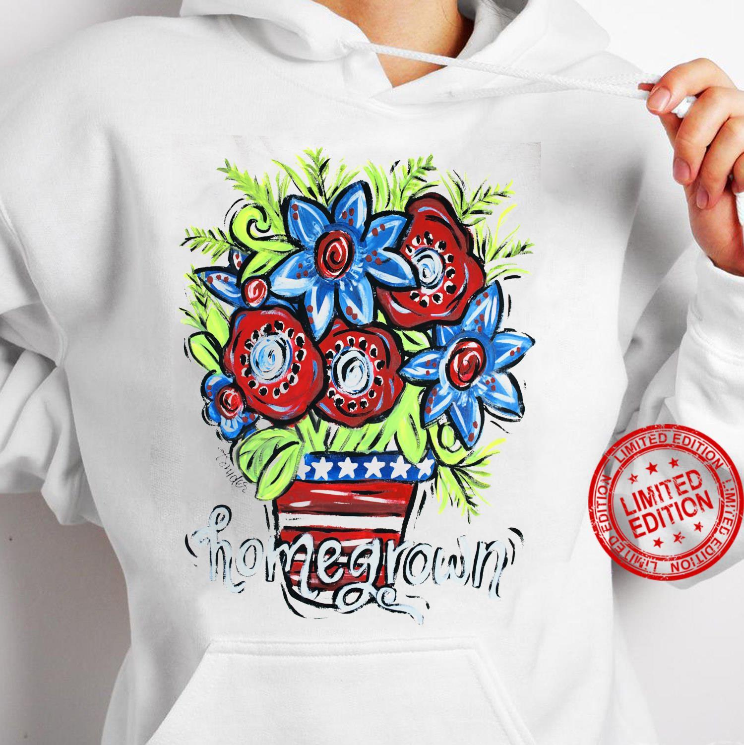 Home Grown Shirt hoodie