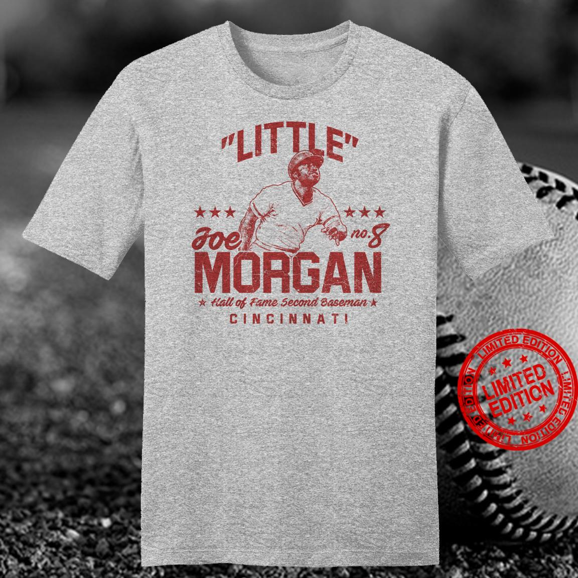 Little Joe No 8 Morgan Cincinnati Shirt