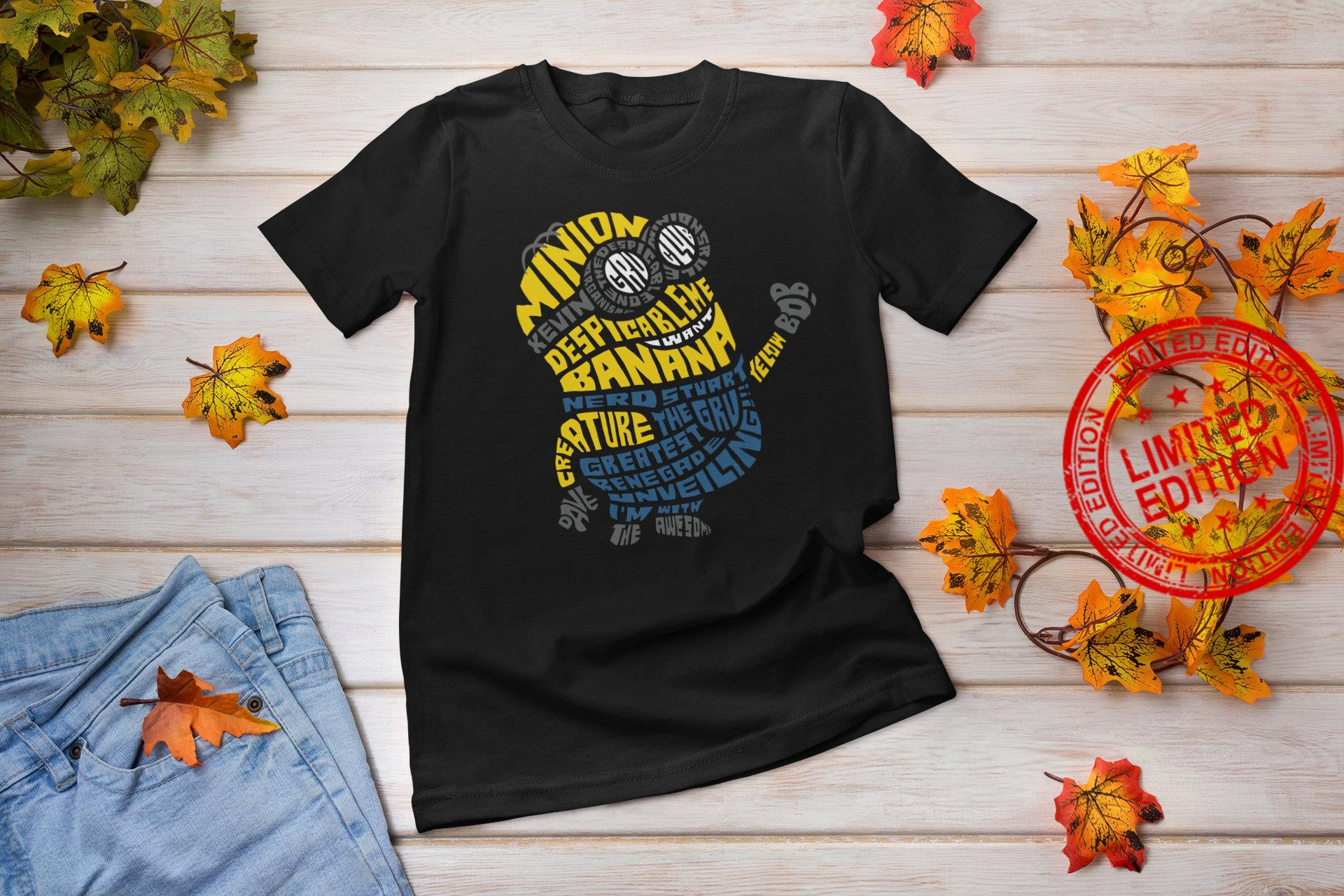Minion , Cute Cartoon Shirt