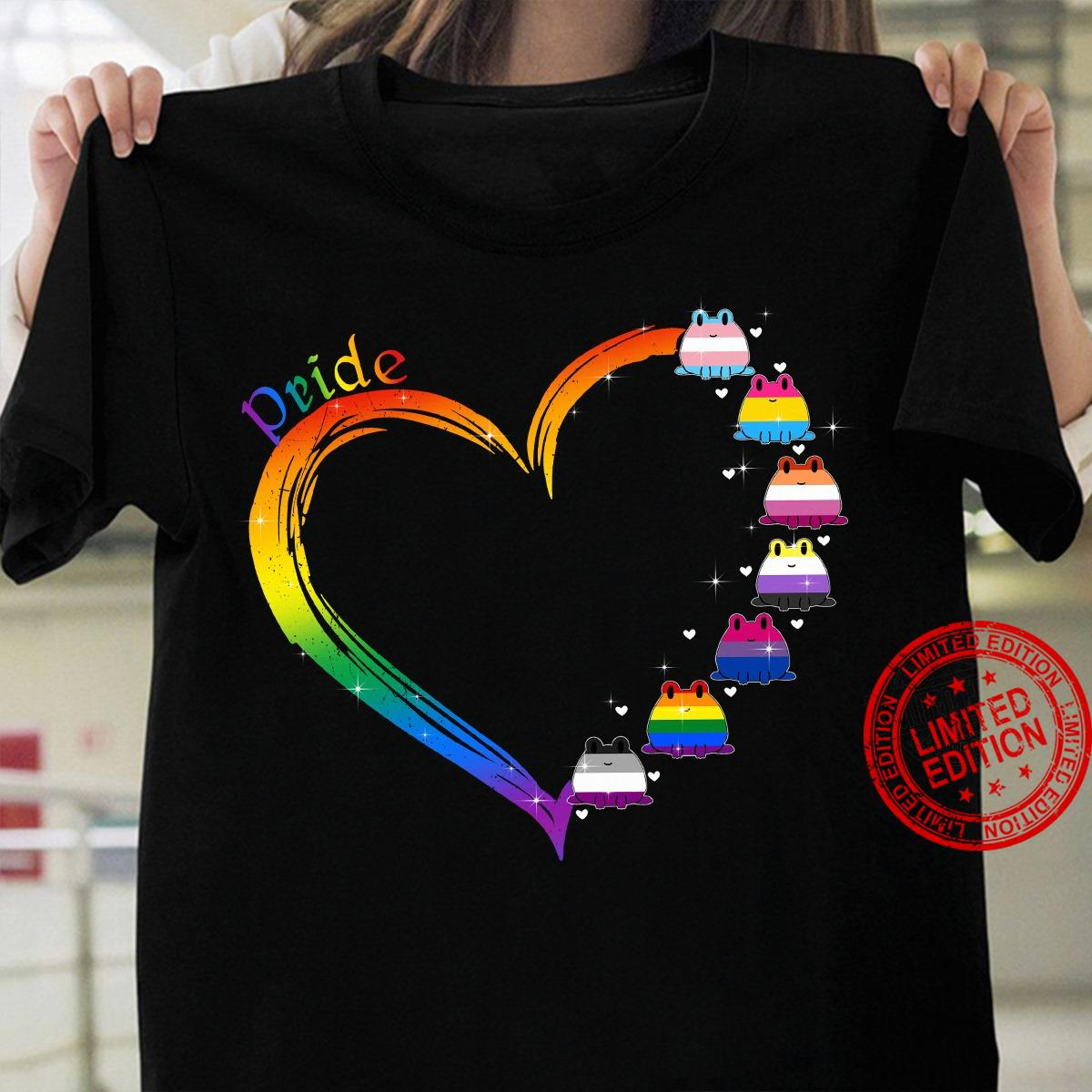 Pride Heart Shirt