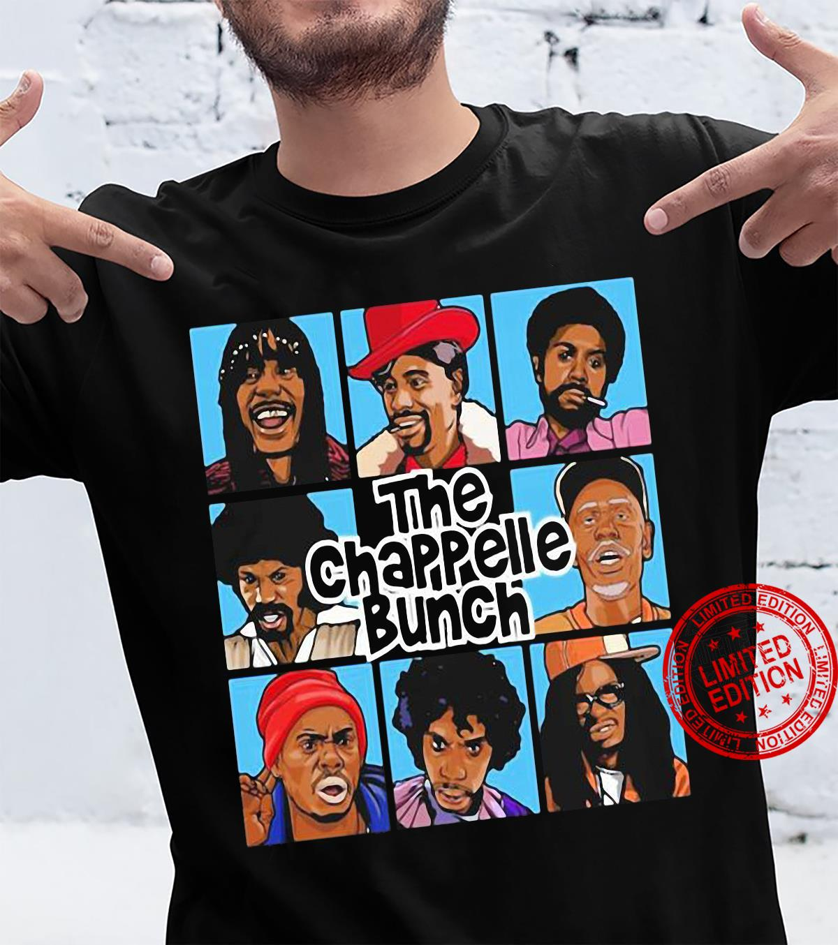 The chappelle bunch shirt