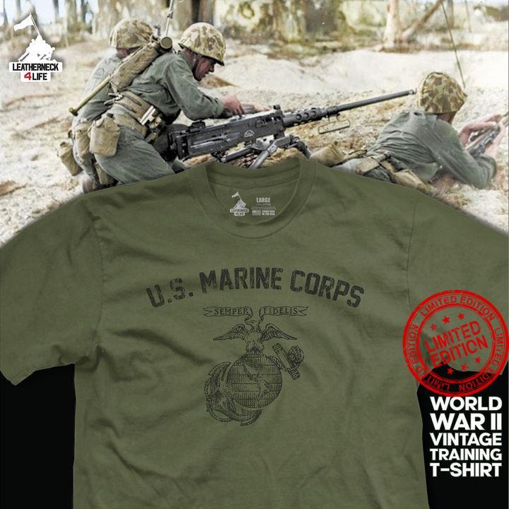 U.S Marine Corps Semper Shirt