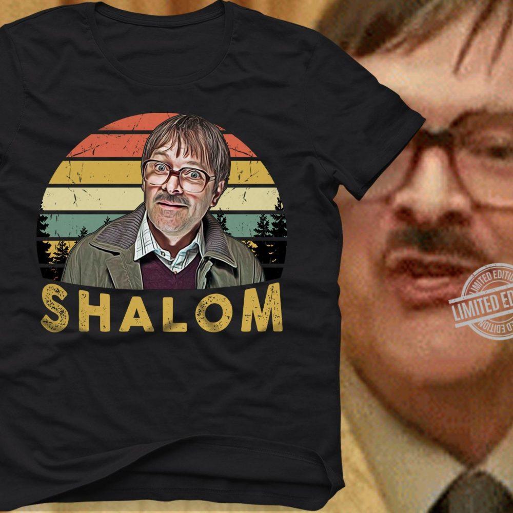 Awesome Vintage Shalom Shirt