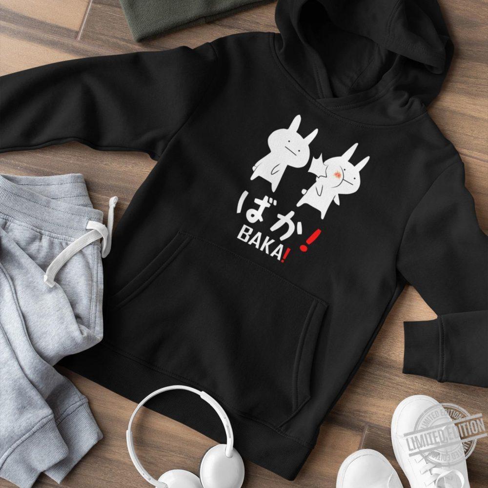 Baka Rabbit Anime Shirt