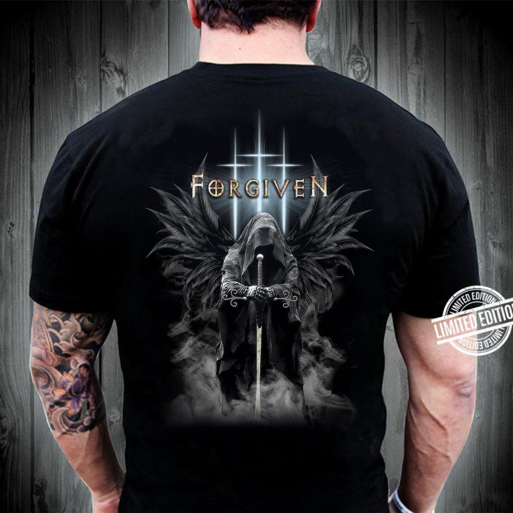 Forgiven God Shirt