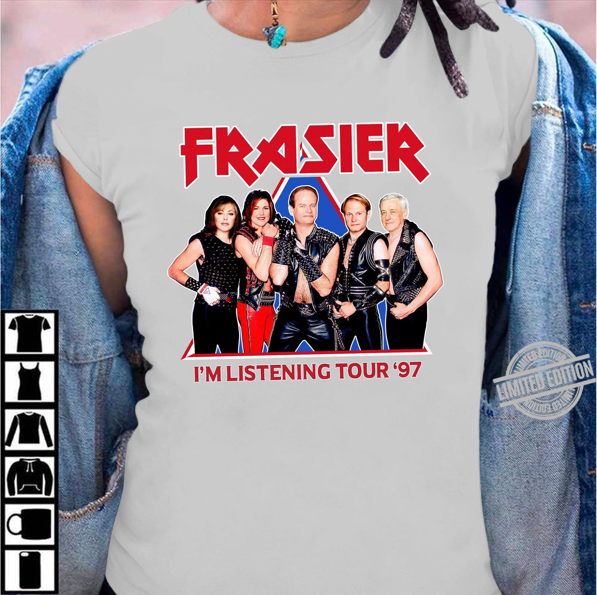 Frasier I'm Listening Tour 97 Shirt
