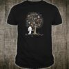 Snoopy and instrument tree shirt