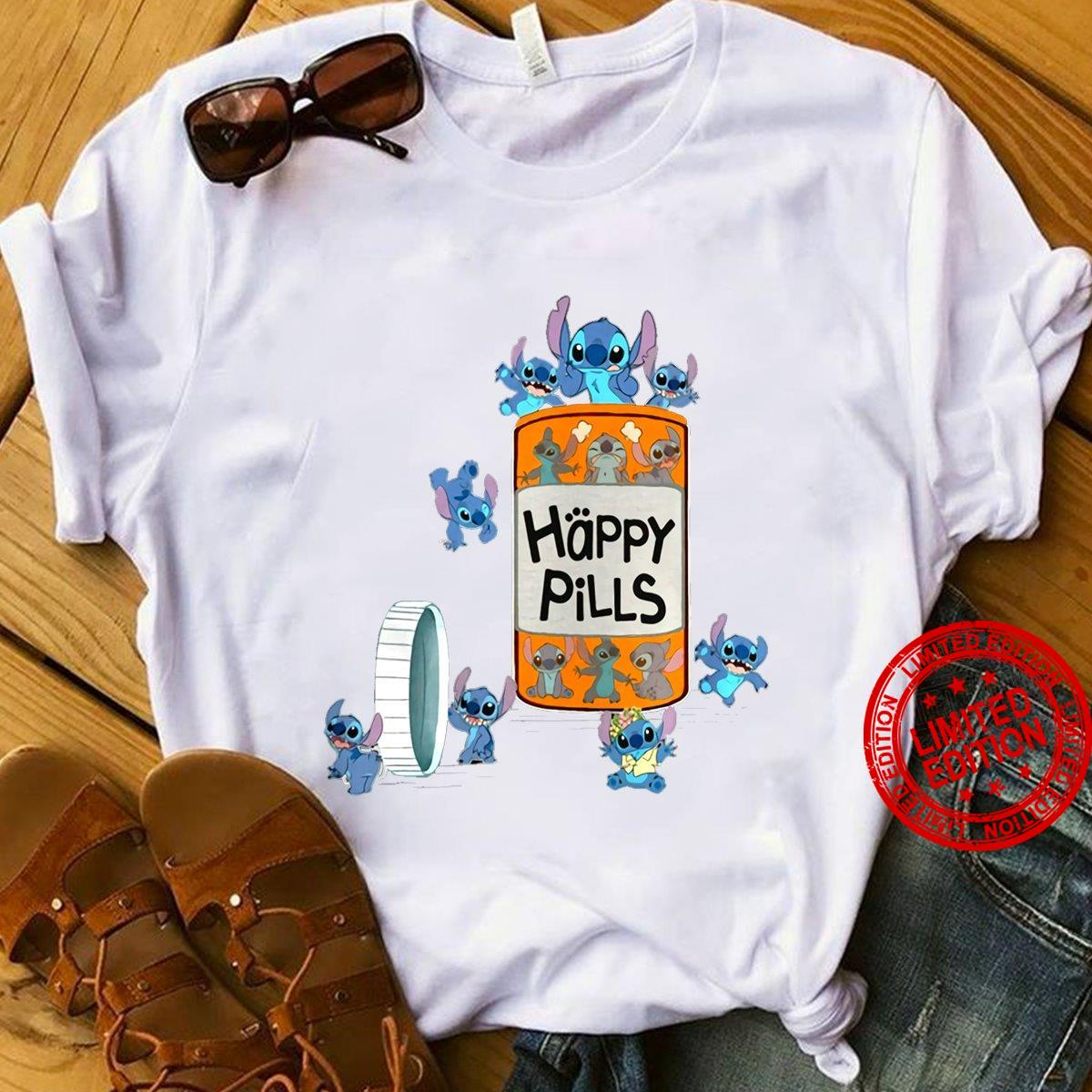 Stitch Happy Pills Shirt