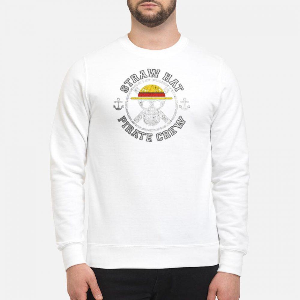 Straw hat pirate crew shirt sweater