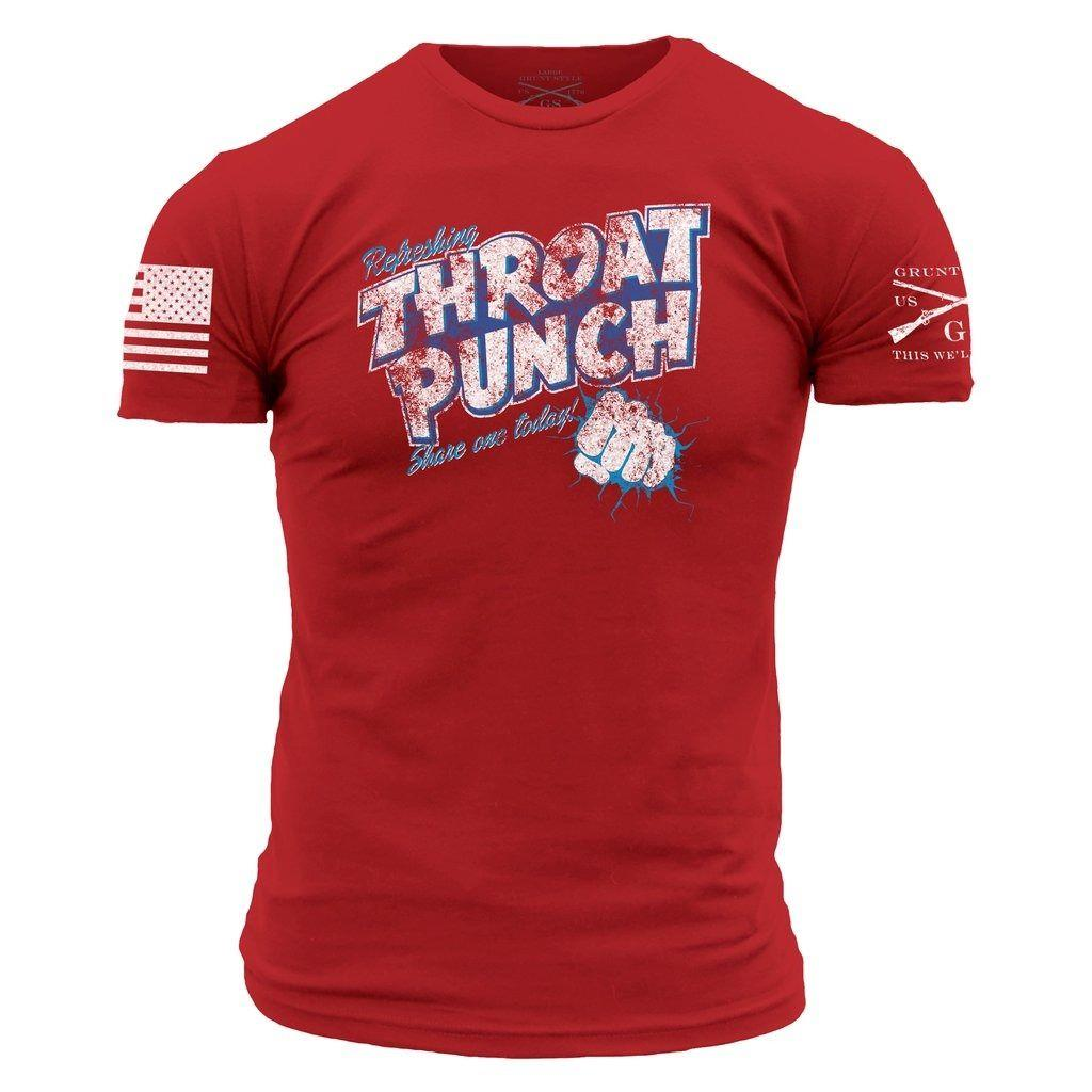 Throat Punch Share One Today Shirt