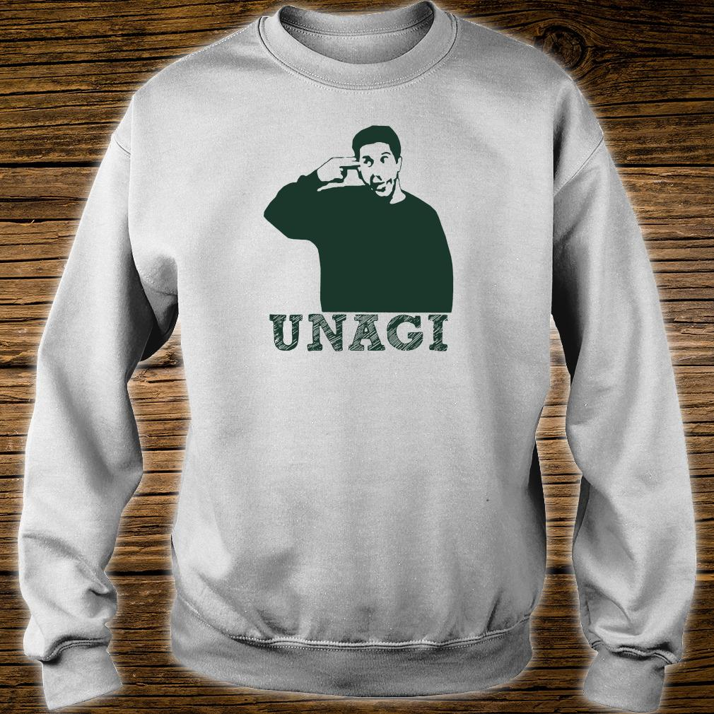 Unagi shirt sweater