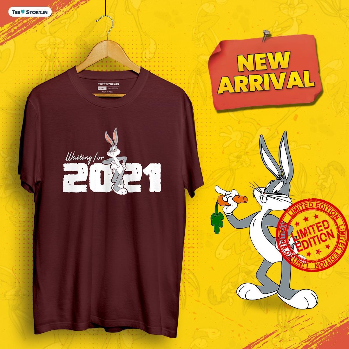 Waiting For 2021 Shirt