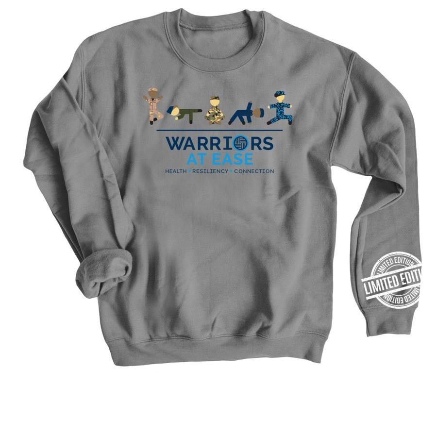 Warriors At Ease Health Resiliency Connection Shirt