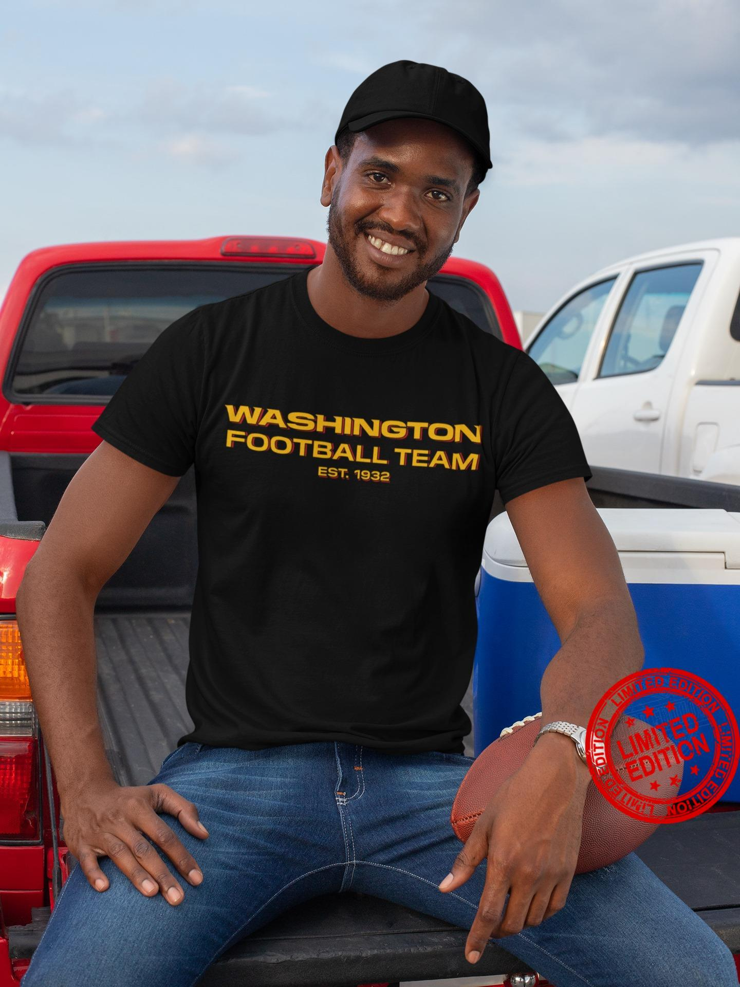 Washington Football Team Est 1932 Shirt